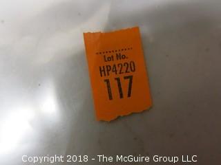 1921, 1941 AND 1943 U.S. MERCURY DIMES