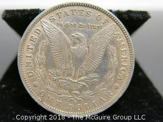 1884 O MORGAN SILVER DOLLAR