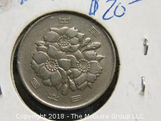 ASIAN FOREIGN COIN
