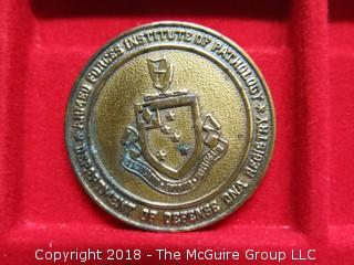 DEPARTMENT OF DEFENSE DNA REGISTRY; MEDALLION