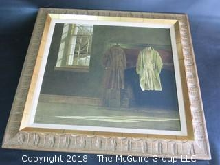 Andrew Wyeth framed print
