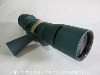 BAUSCH AND LOMB BALSCOPE VINTAGE TELESCOPE 20X