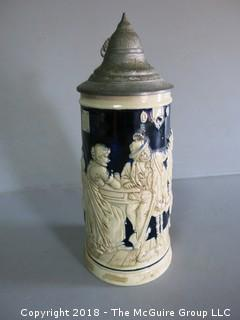Stein; made in French Zone; Germany
