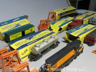Toy Train Accessories