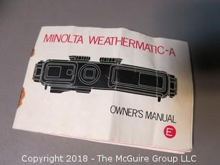 Minolta Weathermatic - A