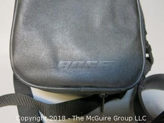 BOSE Noise Cancelling Headphones (needs new ear pads)