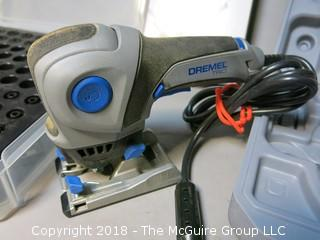 Dremel Trio Spiral Cutting Tool with Accessories