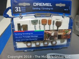 Dremel 4000 Rotary Tool and Many Accessories