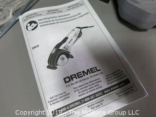 Dremel Saw Max and Accessories