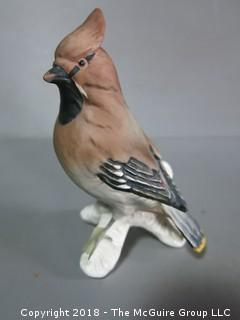 Porcelain Bird by Goebel; W. Germany