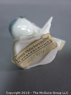 Porcelain bird by Hutschenreuther