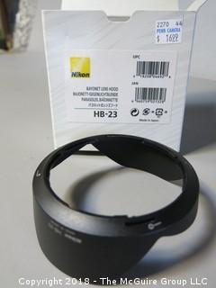 Nikon Bayonet Lens Hood HB-23