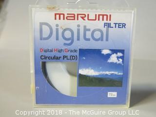 Marumi Digital Hgh Grade Circular PL(D) Lens Filter