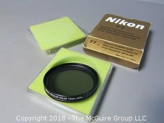 Nikon 77mm Circular Polar Lens Filter