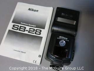 Nikon Light Meter SB-28