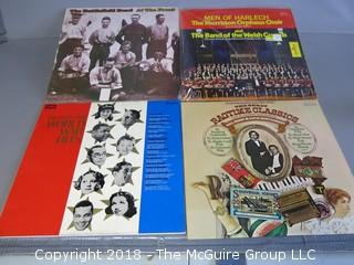 12 Vinyl Records