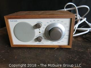 Tivoli Audio desk radio; model #1