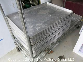 Commercial Full Size Baking Sheets