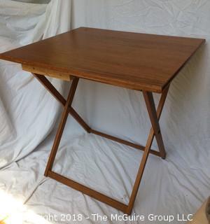 Brdr Furbo Denmark Folding Side Table
