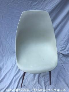 MCM Sam Avedon for Alladin Plastics Molded Bucket Chair