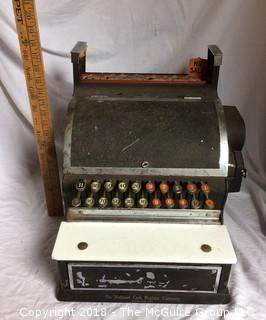 Vintage National Cash Register Model 726