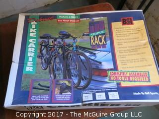 Vintage Bike carrier, NIB