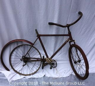 1940s/1950s Automoto Bicycle as Shown with Missing Parts