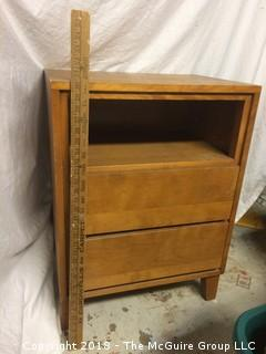 MCM Conant Ball Modern Mates Bedside Table by Russel Wright