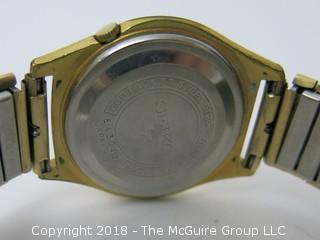 Seiko 23 Jewel Men's Watch; with box