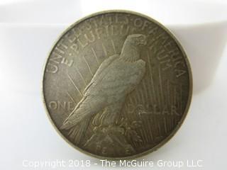 1922 $1 Peace Dollar