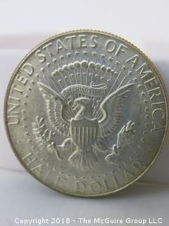 1969 Kennedy Silver Half Dollar