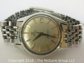 Omega Automatic Seamaster Men's Watch