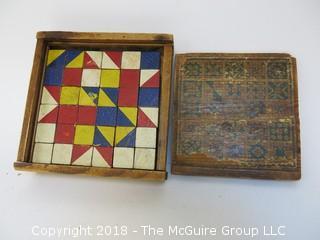 1940's Vintage Children's Game