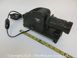 M-C Argus Photo Projector Ready for Conversion to Your Dream Product