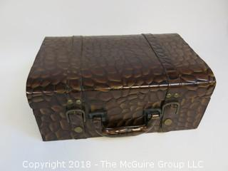 Small Suitcase Ready to be Converted to Your Dream Product