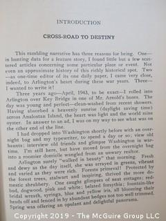 """Book Title: """"Arlington: The New Frontier"""" by Cecil Chittenden; 1946"""