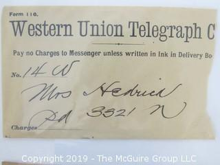 The McGuire Group LLC - Auction: On-Line Auction of Historic