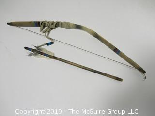 Child's Bow and Arrow