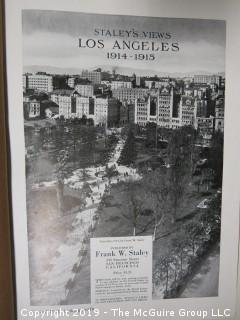 """Staley's View of Los Angeles; 1914-1915"