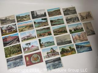 Eclectic Collection of Post Cards