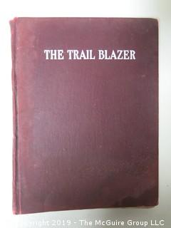 """The Trail Blazer""; 1949 yearbook of Western High School, Washington DC"