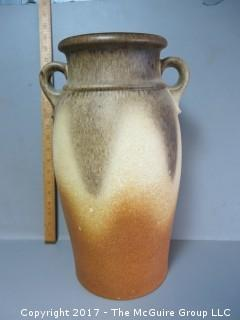 Tall Scheurich-Keramik Ceramic Vessel; made in West Germany