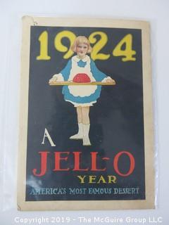 1924; JELL-O