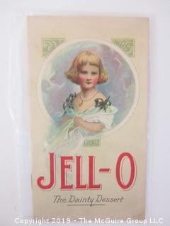 1908; JELL-O