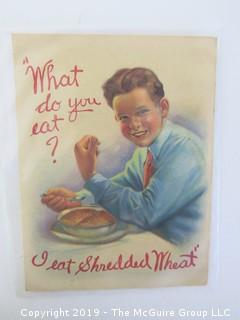 1920; Shredded Wheat
