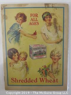 1925; Shredded Wheat