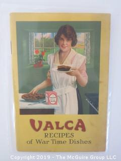 1916; Valca Pitted Prunes
