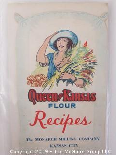1935; Queen of Kansas Flour