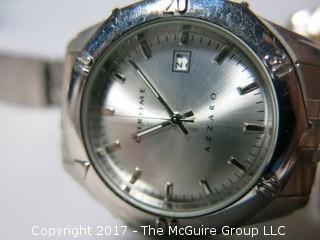 Assortment of men's watches