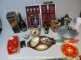 Assortment of M-C Barware etc.